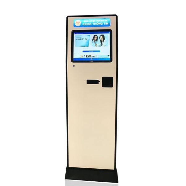 Kiosk 1737 COMD (không máy in, không QRcode)