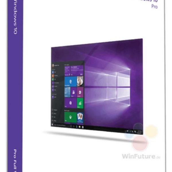 Windows 10 Pro 32Bit Eng Intl 1pk DSP OEI DVD FQC-08969
