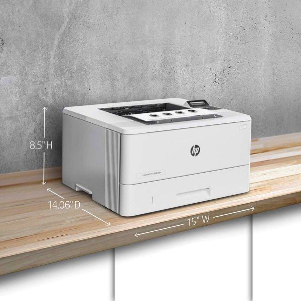 Máy in đen trắng HP LaserJet Pro M404dn (W1A53A)