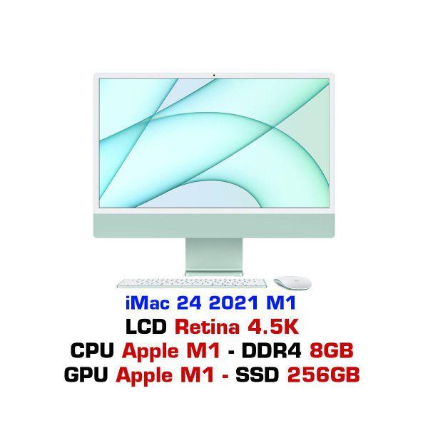 Máy tính All in One Apple iMac 24inch M1 MJV83SA/A