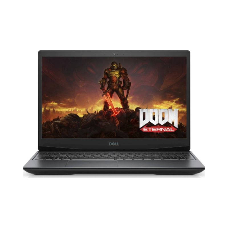 Laptop Dell Gaming G5 15 5500 (70225484) (i7 10750H/16GB RAM/ 1TB SSD/15.6 inch FHD 144Hz/RTX2070 8G/Win10/Đen) (2020)