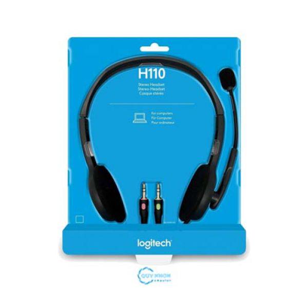 Tai nghe Logitech H110