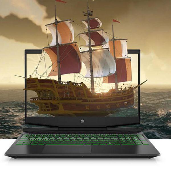 Laptop HP Pavilion Gaming 15 i7-10750H/8G/512G+32G/15.6''