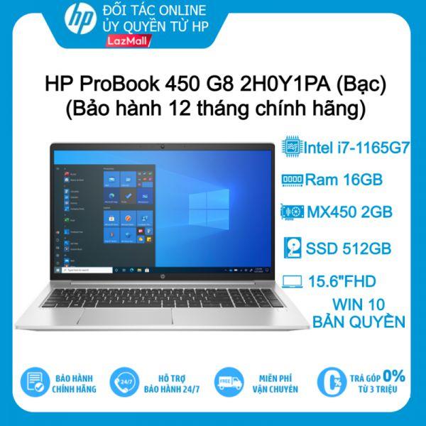 Laptop HP ProBook 450 G8 i7-1165G7/16g/512G