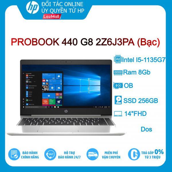 Laptop HP ProBook 440 G8 I7-1135g7/8g/256g