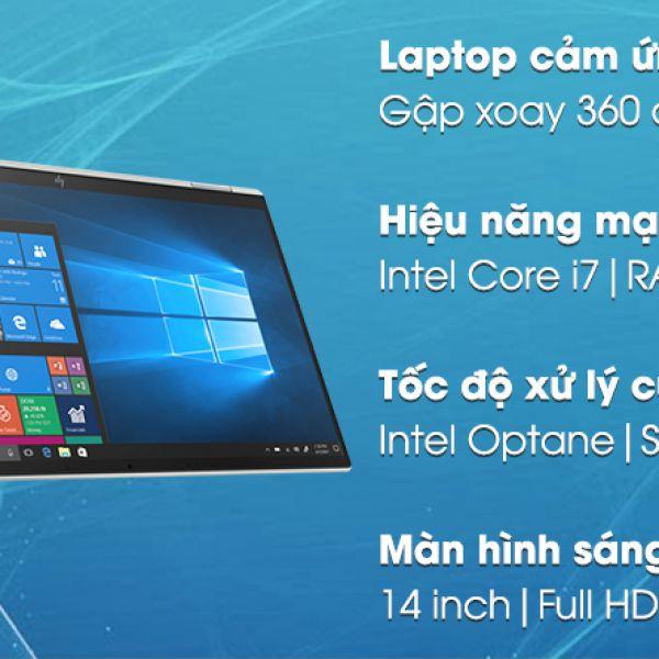 Laptop HP EliteBook x360 1040 G7 i7-10710U/16G/512+32G/14''