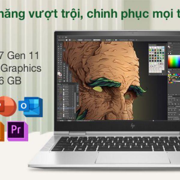 Laptop HP EliteBook x360 830 G7 i7-10510U/16G/512+32G/13.3''