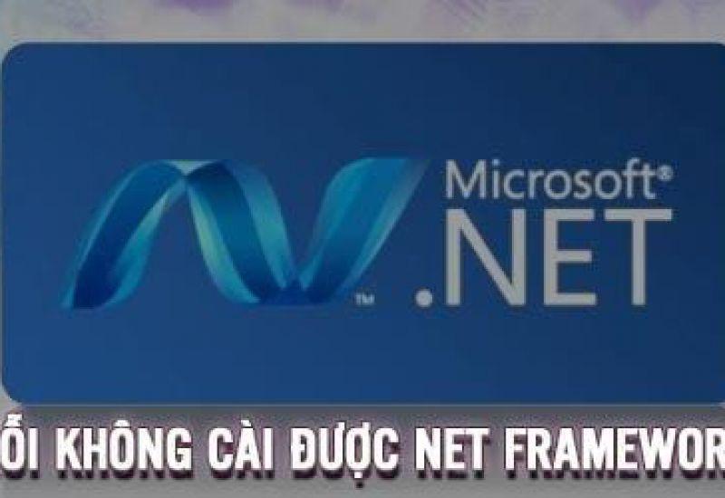 NET Framework Là Gì cách sửa lỗi NET Framework phần 2