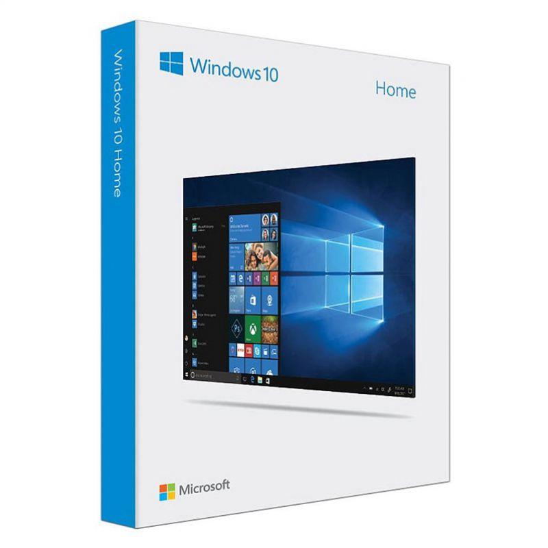Hệ điều hành Windows 10 Home 64Bit Eng Intl 1pk DSP OEI DVD KW9-00139