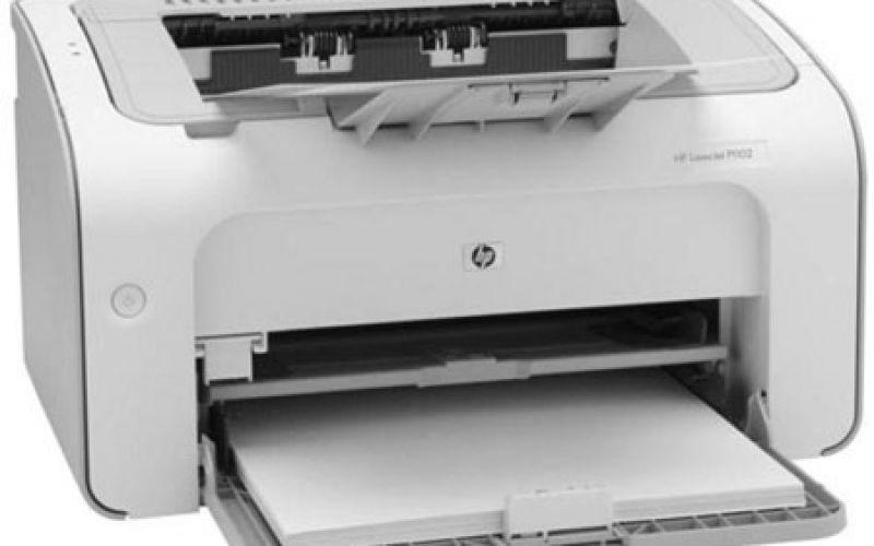 Hướng dẫn cài đặt máy in HP Laserjet P1102