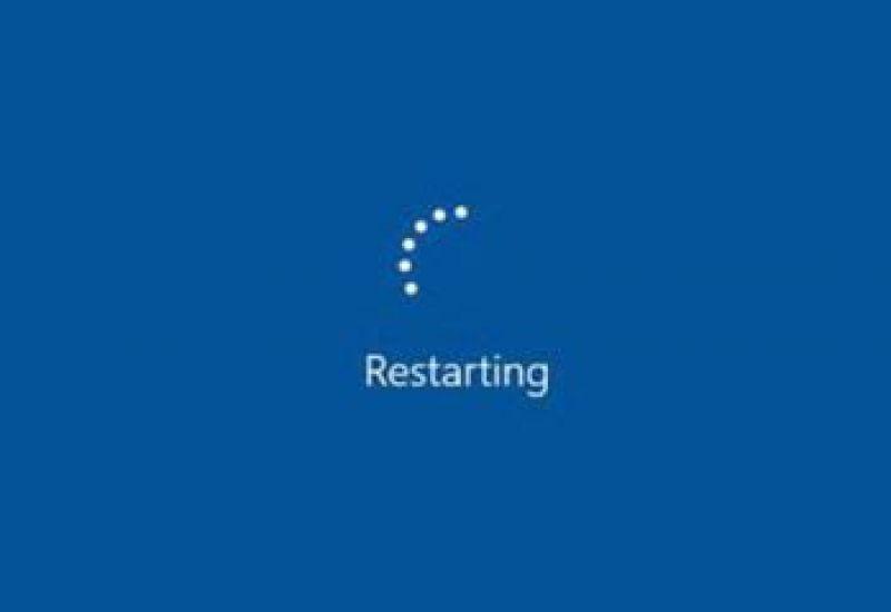 Cách sửa lỗi không Restart được Windows 10