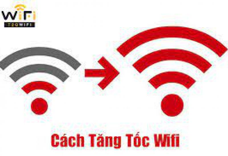 Cách tăng tốc độ mạng khi sử dụng Wi-Fi trên laptop