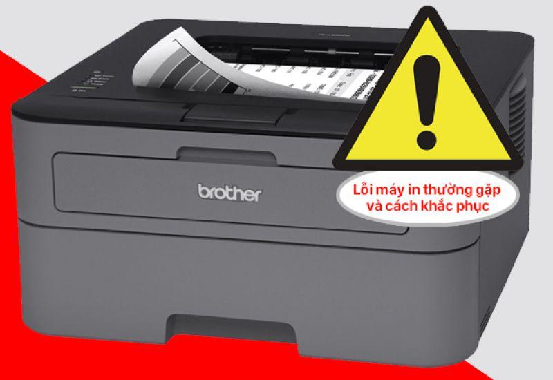 khắc phục máy in không nhận lệnh in đơn giản nhất P1