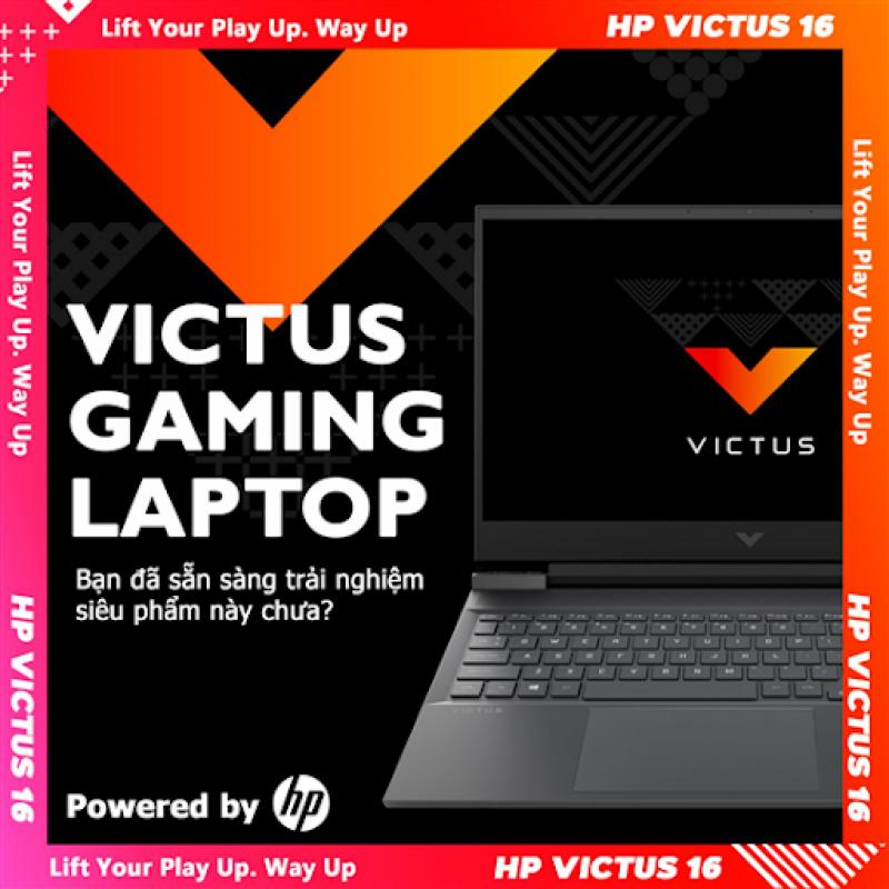 Laptop HP VICTUS 16-e0177AX 4R0U9PA