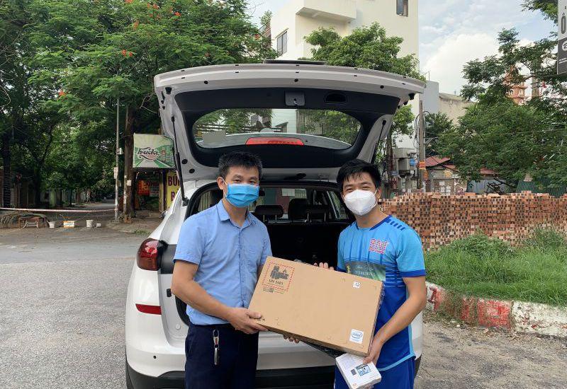 Cảm ơn Khách hàng đã và đang tin tưởng sử dụng sản phẩm của công ty Máy Tính Đông Á